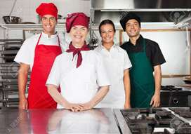 We Provide Staff for Restaurant Hotel; Cook Chef &;