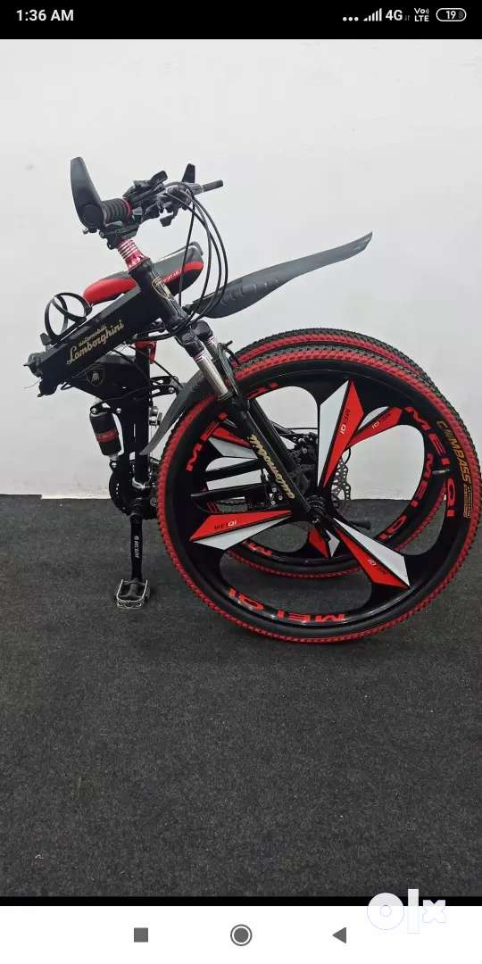 Bmw foldable cycle 21.gears 0
