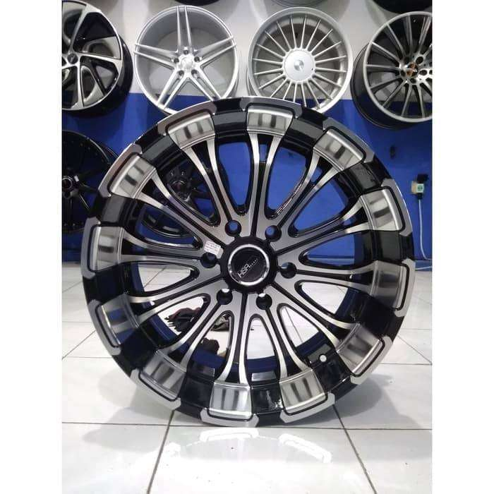 velg mobil pajero triton fortuner dmax hilux ring 20 offroad murah 0