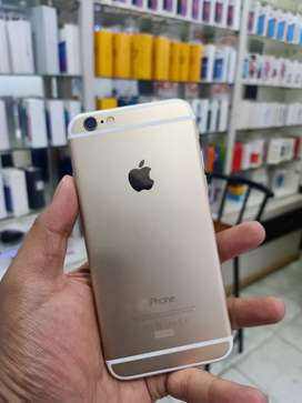 Jual hp iPhone 6 internal 32 gold seken iBox