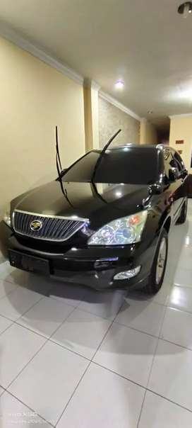 Toyota Harrier 2.4AT L Premium Thn 2015/16