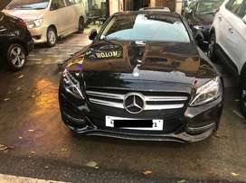 C220d 2015 with panaromic sunroof