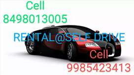 CAR RENTAL @SELF DRIVE SERVICE