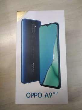 Modal oppo A9 2020,8GB-128GB