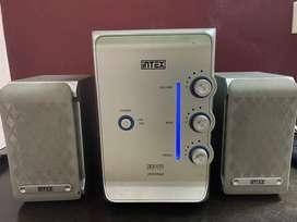 Intex 2.1 Multimedia Computer Speaker
