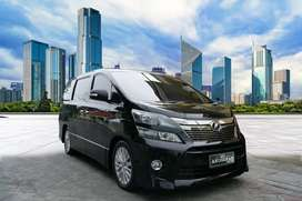 Tyt VellFire ZG Audioless At 2012