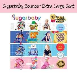 Bisa bayar di tempat , Bouncer sugarbaby premkium 10 in 1