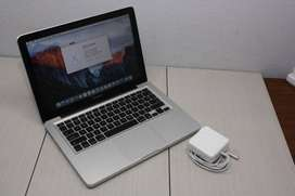 Macbook Core i5 Laptop 13.3Inch screen With adaptor One Month warranty