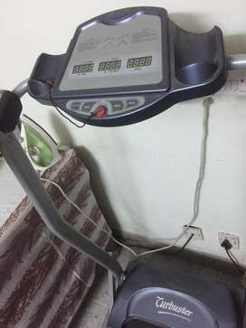 Treadmill for use