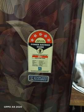 Whirlpool Refrigerator 190 litter