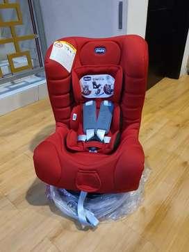 New Carseat Comfort eletta chicco