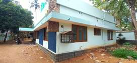 Muttada, all purpose commercial house in big land for rent only 25000