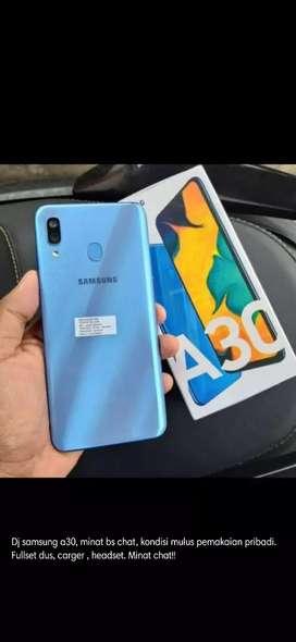 Samsung a30 fullset