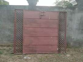 Fully Iron Gate For Land Plots And Houses.