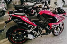 Pulsar Rs200 in showroom cond. For sale