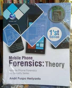 Mobile Phone Forensics: Theory 1st Edition by Andri Puspo Heriyanto