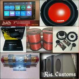 Paket audio mantabh murah