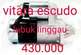 Starter suzuki vitara escudo promo lubuk linggau