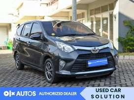 [OLX Autos] Toyota CALYA 2016 G 1.2 A/T TDP 10JT Saja #used car