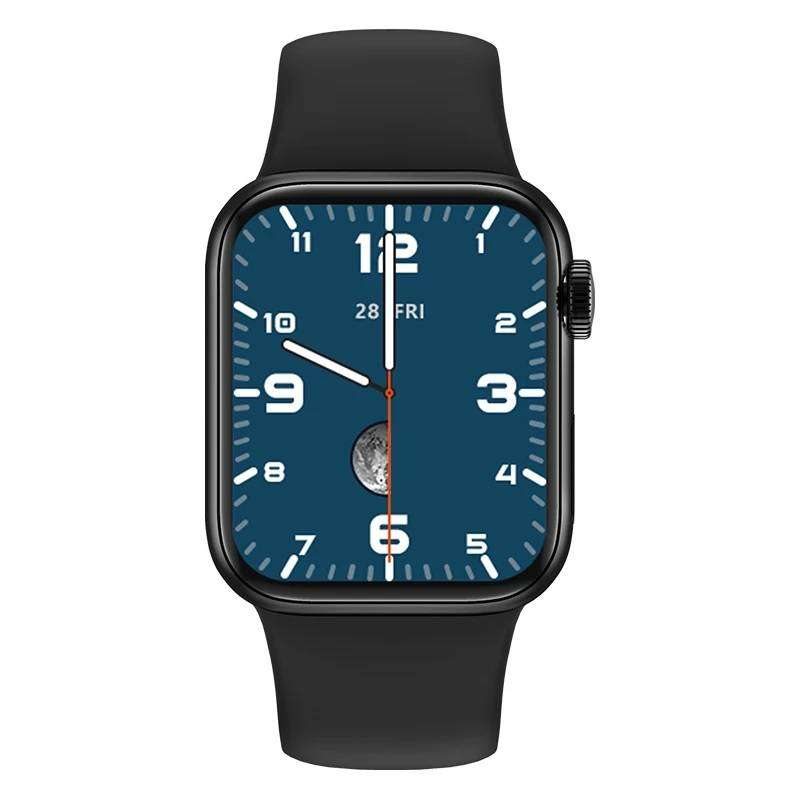 HW12 Smart Watch 40mm Full Screen With Rotating Key Heart Rate 0