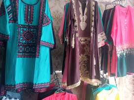 Running garmnets shop for sale  in chakra road rwp