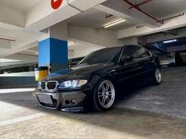 BMW 325i E46 2004 Last Edition