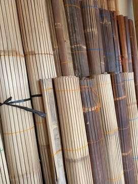 Tirai bambu solo