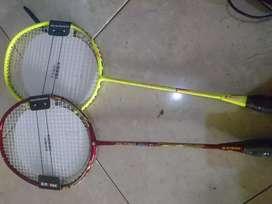 Badminton smash ebox tarikan 30lbs kencang raket frame kuat