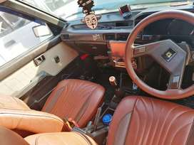 86 Corolla In Very Good Condition