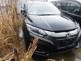 HONDA VEZEL MODEL: 2017 IMPORT: 2020 APRIL PACKAGE: Z SENSING