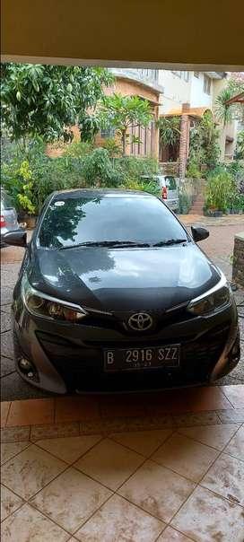 Toyota Yaris 1.5 G AT 2018