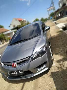 jual civic fd 1