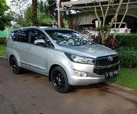 Gilera Toyota INNOVA REBORN G Diesel Matic 2019 over kredit