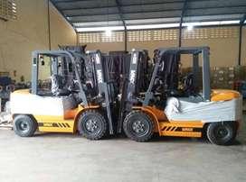 Forklift Diesel 3Ton 3 Meter Pati