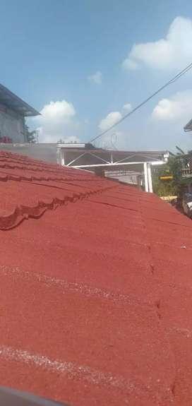 Rangka atap baja ringan dan pemasangan