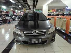 ALTIS G AT 2008 MULUS ORIGINAL