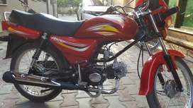 Road prince 110CC Applied for Urgent sale