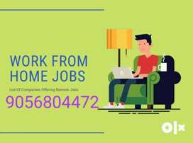 Calling us for offline e-book typing work at home data entry job