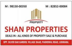 Ludhiana pakhowal road Home  48 Sq Yd at Grewal Enclave