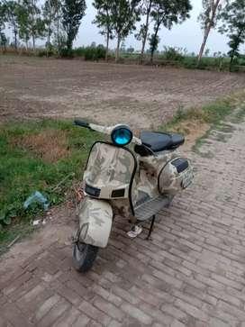 Ek dam shi scooter aa vr g