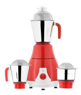 Home appliances mixie grinder fans