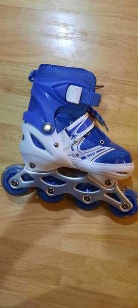 Sepatu Roda super Ban Karet