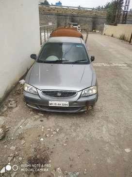 Hyundai Accent 2000 LPG 5000 Km Driven