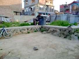Good land main road mehjoor nagar