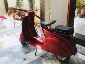 Vespa 1982 Full modified