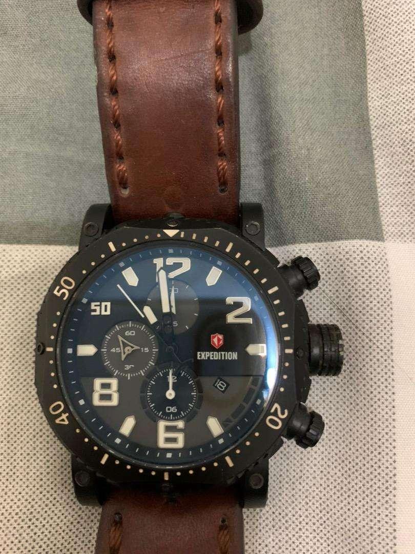 Jam tangan expedition 0