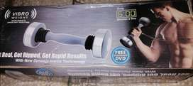 Brand new Vibro weight vibrating dumble