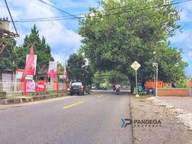 Tanah 792 m2 Tepi Jalan Raya di Jln Pakem-Kalasan Cocok Rumah Mewah