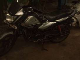 Hero i smart bike with good condition with single owner.rate 18000