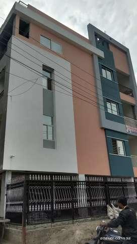 Newly constructed beautiful 2 BHK flat near Danish Kunj Jain Mandir